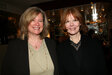 Karen Newman, GCI; Lynne Greene, Clinique