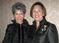 Ann Gottlieb and Rochelle Bloom