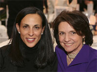 Jill Scalamandre and Carlotta Jacobson