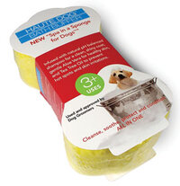 Spongeables' Haute Dog Bath Buffer 