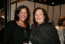 Anne Kocher and Linda Babinski