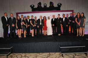 Winners of the FiFi Dubai 2010 Awards