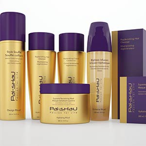 Booster Targets Signs of Hair Damage
