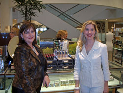 Anita Wilbanks and Lydia Mondavi, 29 Cosmetics