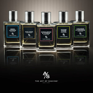 The Art of Men's Fragrance