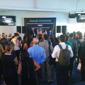 in-cosmetics north america awards ceremony