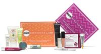 Limited edition CEW beauty boxes from Birchbox