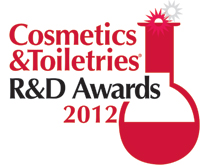 Cosmetics & Toiletries 2012 R&D Awards