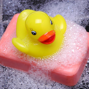 Rub-a-Dub-Dub in the Tub with Colonial Chemical's New Ingredients
