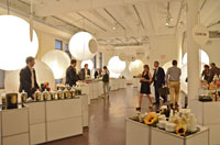 An edited and curated tradeshow with the ambiance of an art fair, Elements was created specifically for major retailers, boutique retailers, independent stores, spa buyers and distrib