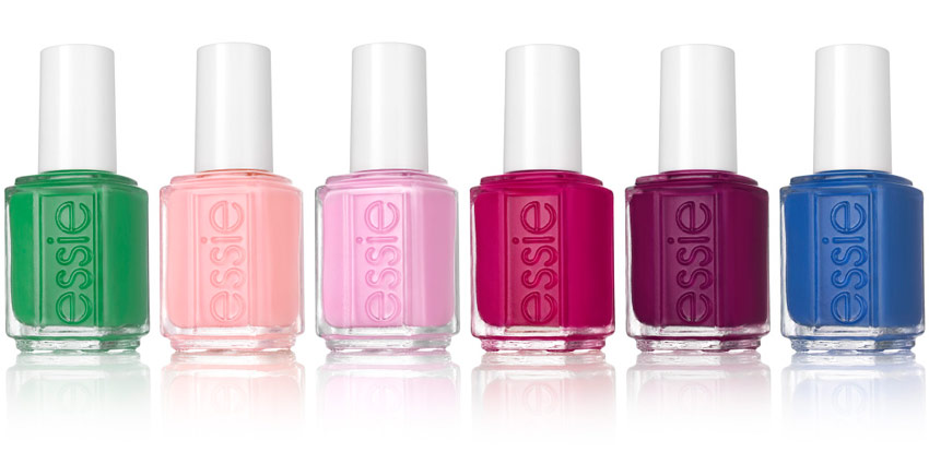 Essie Launches Spring 2017 Collection