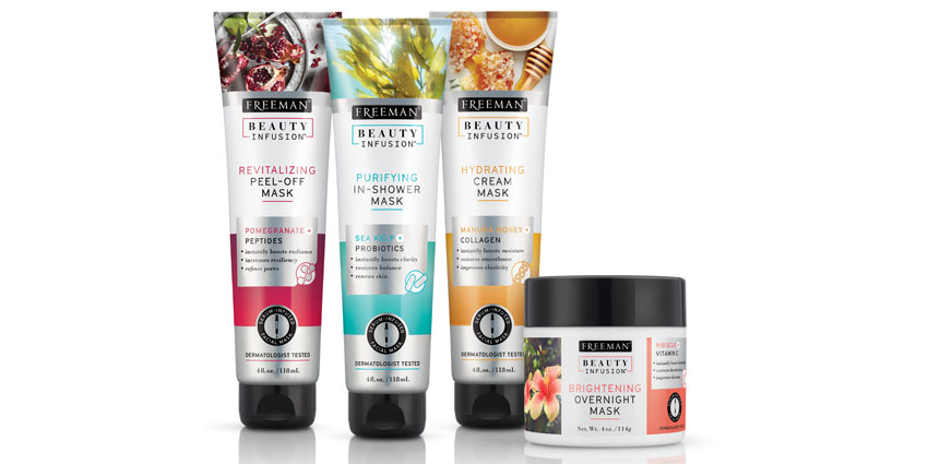 Freeman Beauty announces a complete brand refresh