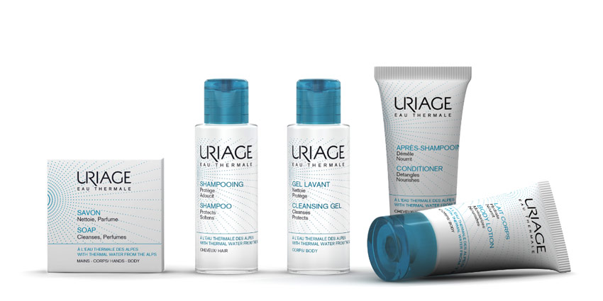 Groupe GM to Distribute Uriage Skin Care Products in Hotels and Spas Worldwide
