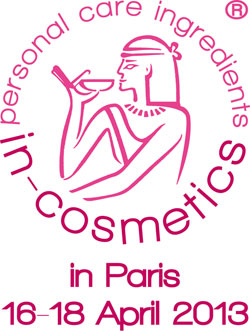 in-cosmetics 2013