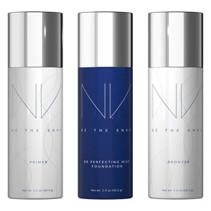 Jeunesse Launches Line of Micro-Mist Foundations
