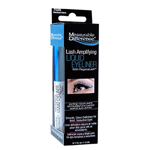 Measurable Difference's Lash Amplifying Liquid Eyeliner with RegenaLash