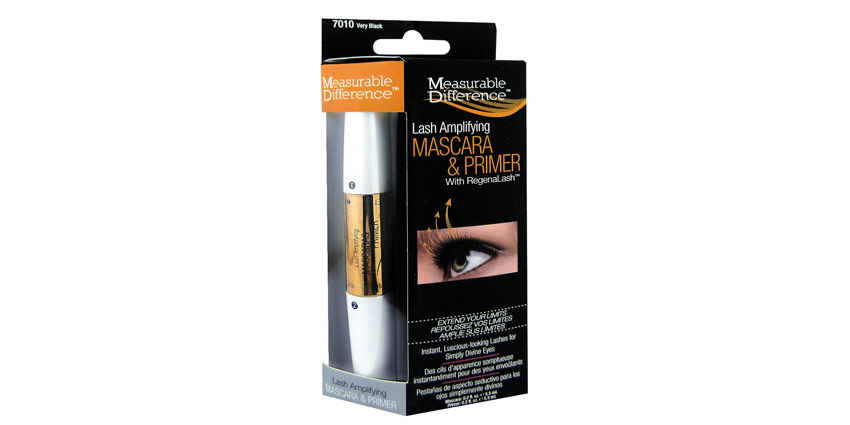 Measurable Difference's Lash Amplifying Mascara & Primer with RegenaLash