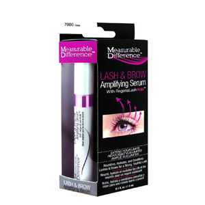 Measurable Differences Lash & Brow Amplifying Serum with RegenaLash Plus