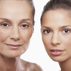 Age & Emotion: Addressing the importance of the eye contour
