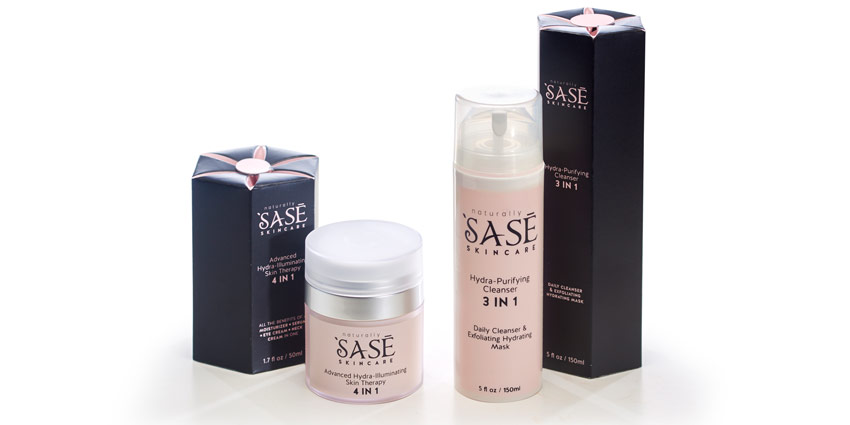 Naturally SASE Skincare's Hydra-Purifying Cleanser 3 IN 1