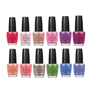 Celebrate Mardi Gras Daily with OPI's NOLA Collection