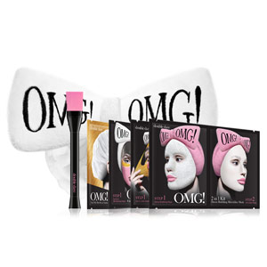 OMG! Masks and Accessories by Double Dare, a division of Cailyn Cosmetics