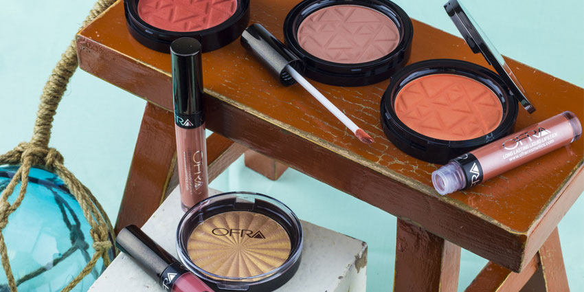 Island Time Summer Collection by Ofra Cosmetics