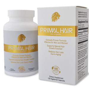 Primal Hairs Dietary Supplement