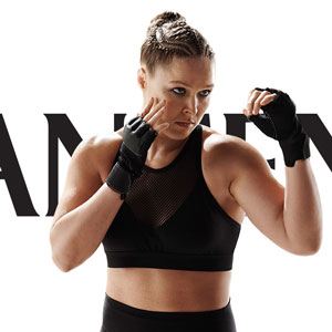 Ronda Rousey for Pantene: Dont Hate Me Because Im Strong.