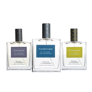 Pour le Monde Parfums Collection