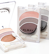 Almay eye shadow compacts
