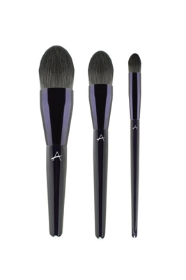 The Pointed Trio brush collection from Anisa International