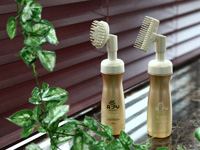Comb Foamer packages from Quadpack partner Apollo