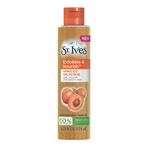 St. Ives Oil Scrubs