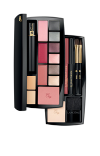Lancome's L'Absolu Voyage makeup palette, created by Topline Products' Primapack