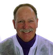Wayne Beckley, founder and president of Merlot Skin Care 