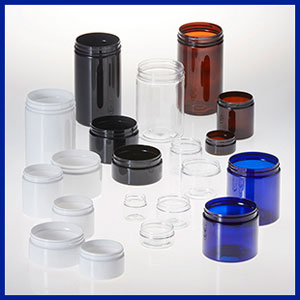 Need PET Plastic Jars? Alpha's Got You Covered!