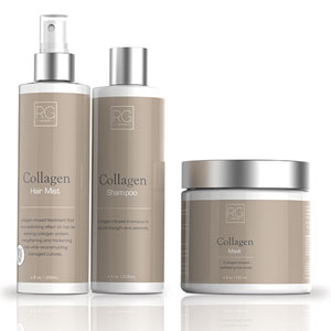 Collagen Calls Out to Hair