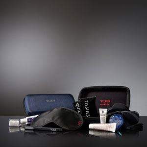 Fly High with Delta One's Revitalizing Amenity Kits