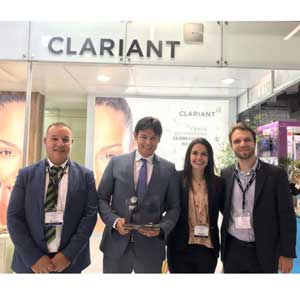 Clariant wins silver award