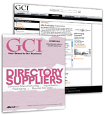 GCI Directory in print and website