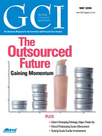 Global Cosmetic Industry May 2006