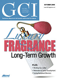 Global Cosmetic Industry October 2006