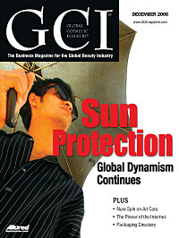 Global Cosmetic Industry December 2006