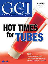 Global Cosmetic Industry March 2007