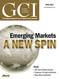 April 2007 GCI Cover