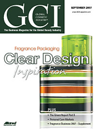 Global Cosmetic Industry September 2007