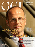 December 2007 GCI Cover