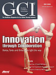 May 2008 GCI Cover