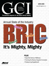 Global Cosmetic Industry June 2008